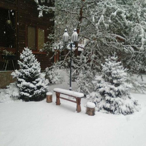 Зима дворик 1