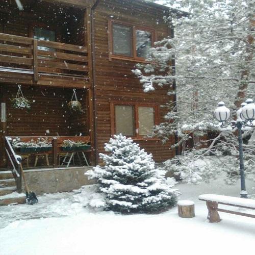 Зима дворик 2